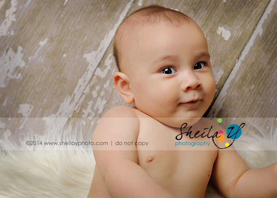 Philadelphia Area Baby Photographer